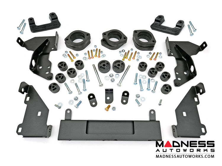 "Chevy Silverado 1500 2WD Combo Lift Kit - 3.25"" Lift - Cast Steel"
